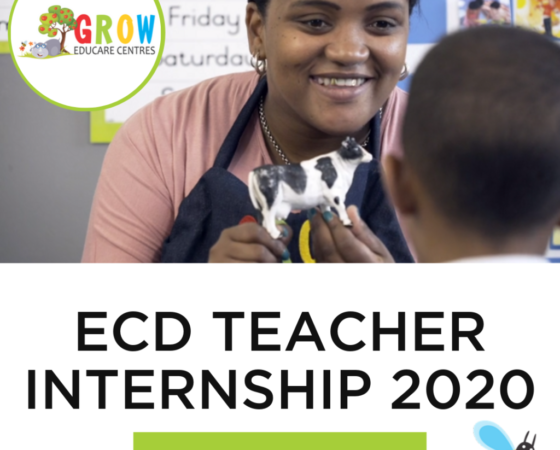 Applications Open: ECD Teacher Internship 2020