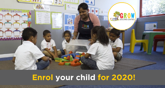 2020 enrolments now open: find the best preschool and educare centre for your child