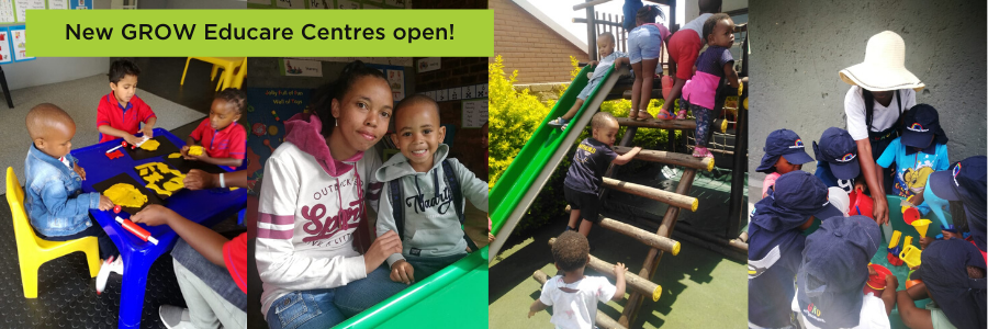 new grow educare centres open in disadvantaged communities