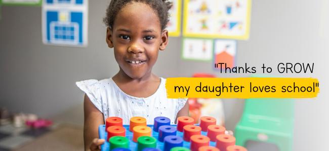 Grow Educare Parent Perspective