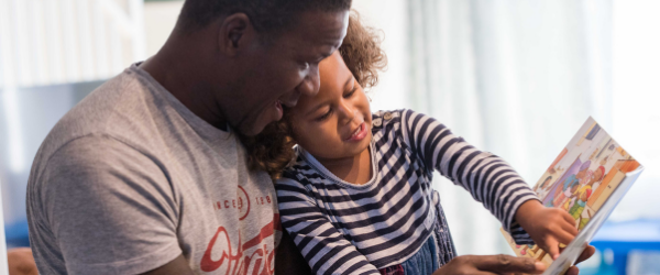 Book sharing has developmental benefits for children